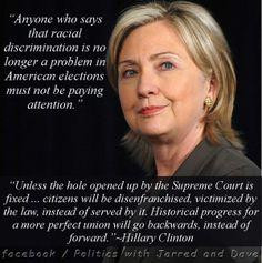 33 Badass Hillary Clinton Quotes That Prove Why She Should Be Our ...