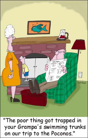 grampa's trunks funny pictures