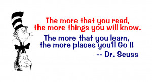 Quotes For > Dr. Seuss Quotes Th...