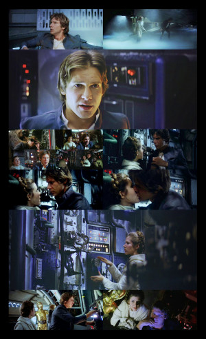 ... .comStar Wars Quotes • nami86: Han Solo: You like me because I'm a