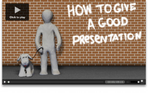 At university you may be asked to give presentations. In some cases ...