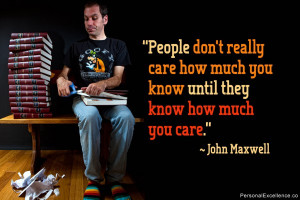 Inspirational Quotes > John Maxwell Quotes
