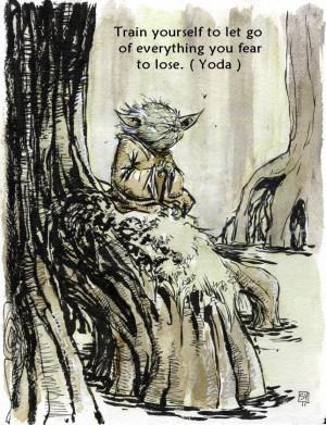 ... sketch by http://skottieyoung.deviantart.com/art/Yoda-214584432