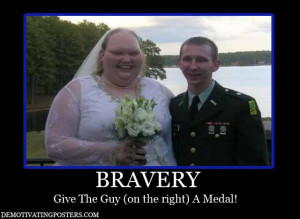 funny-posters-demotivating-posters-humor-medal-soldier-wife-bride-ugly ...