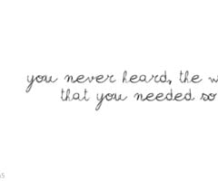 Sad Quotes About Love Songs : Sad Song Lyrics Quotes. QuotesGram