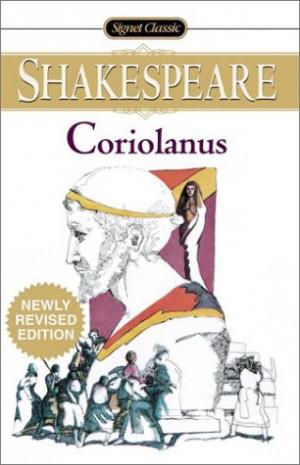 Coriolanus Summary and Analysis