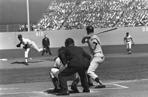 Sandy Koufax 1963 World Series