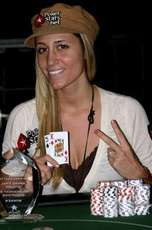 Vanessa rousso or Jennifer Tilly?