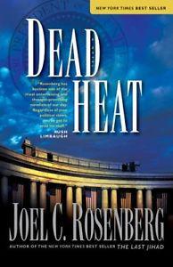 Joel C Rosenberg Dead Heat 2008 Used Trade Paper Paperback