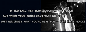 Gym Class Heroes Facebook Covers - FirstCovers.