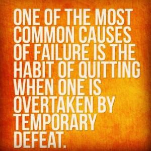 Do not quit. Follow me at https://www.facebook.com/deborah.kamphaus