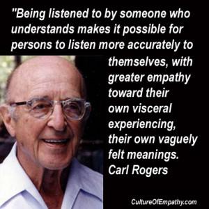 Greater Self-awareness, Self-Empathy, Self-Connection