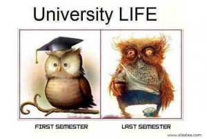 Funny Pictures-University Life-Funny Images-Funny Photos
