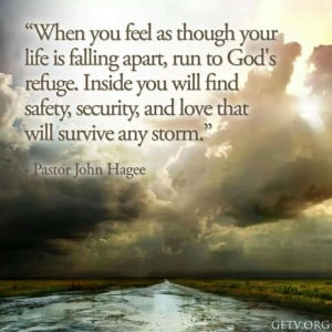 Faith quote-Pastor John Hagee