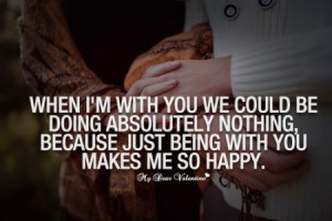 Quotes About Being Happy With Someone (6)