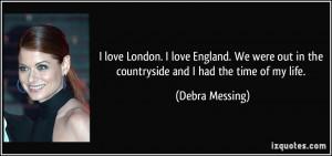 More Debra Messing Quotes