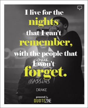 Best Drake Quotes Lyric Life