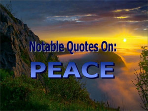 at peace quotes peace out quotes peace peace quotes peace quotes ...