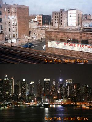 Funny photos funny New York poor vs rich city