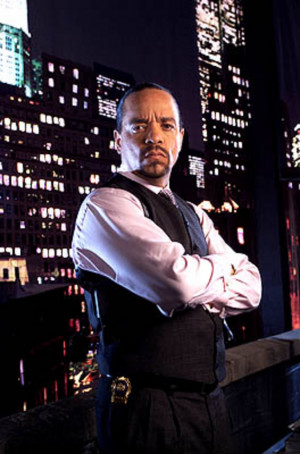 Law and Order SVU Det. Fin Tutuola