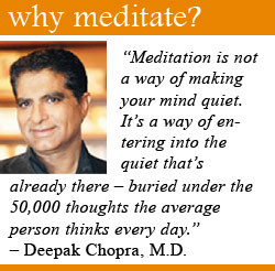 Deepak Chopra Credited Quoteko