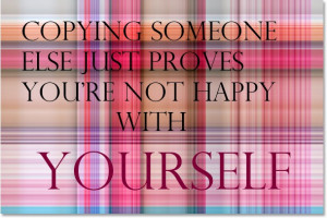 Copying Quote by YoursTrulyAurora