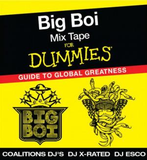 DJ X-Rated & DJ Esco Present Big Boi - Mixtape For Dummies: A Guide To ...