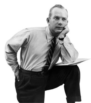 bill bernbach company founder bronze statue bill bernbach bronze ...