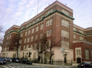 Paul Hoffman Junior High School 45 BRONX NY Picture