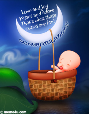 new born babies cards, newborn baby congratulation ecards, new baby ...
