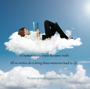 ... Quotes: Picture Of The Enjoy Man In The Cloud With Positive Quote