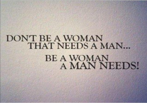 Quotes For Women About Life: Being A Strong Single Woman Quote ...