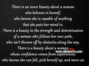 Beauty and Strength Quotes