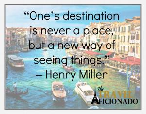 The Travel Aficionado · Copyright © 2015 · CA Seller Of Travel ...
