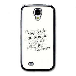 Some People Care Too Much Winnie The Pooh Quote coque pour Samsung ...
