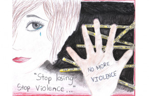 ... stopping violence now, there will be more and more people losing their