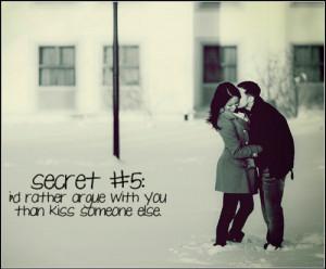 couples, cute, love, quote, secrets