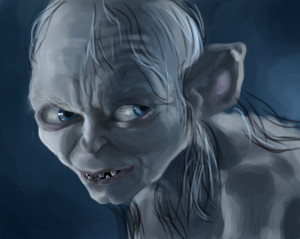 Smeagol Lord Of The Rings Gollum