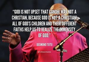 Desmond Tutu Quotes About Family