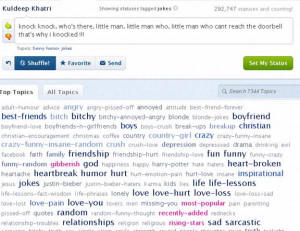 Funny Facebook Quotes Status Shuffle ~ Funny Status Shuffle Quotes