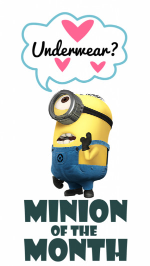 Minion wallpaper for Iphone 4 and 5