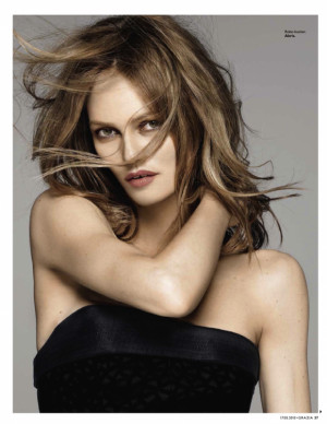 Vanessa Paradis LOVE SONG - GRAZIA 2