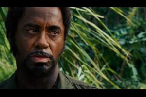 Robert Downey Jr. Robert in 'Tropic Thunder'