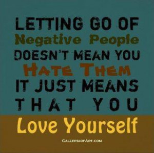 Helpful Tips To Deal With Negative People.