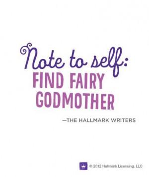 Fairy Godmother...