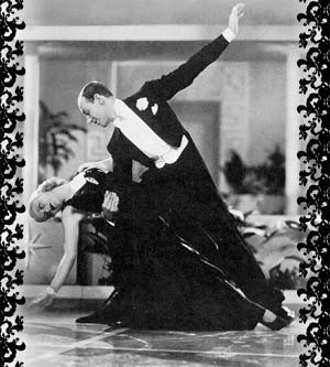 Fred Astaire and Ginger Rogers Image