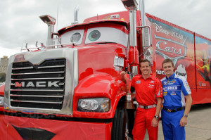 Event: Meet Mack from Cars 2 at Eastern Creek Today