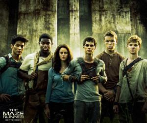 The Maze Runner Movie Poster 2014 Wallpaper HD