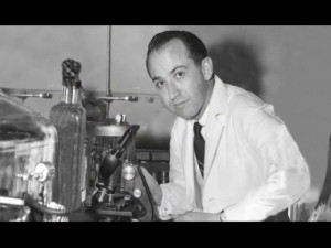 Jonas Salk Polio Vaccine