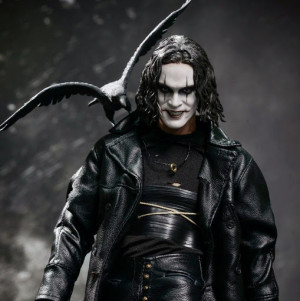 The Crow Quotes Eric Draven Hot toys the crow eric draven sixth scale ...